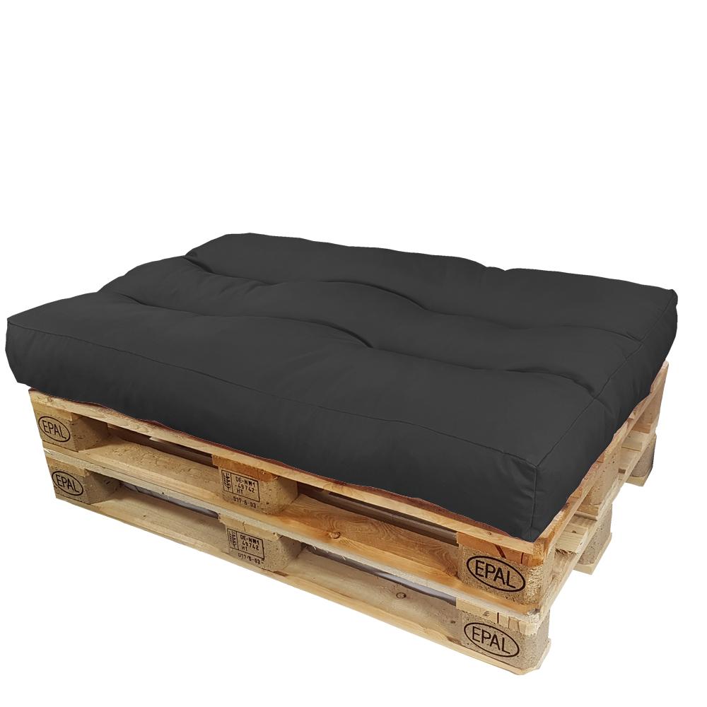 palettenkissen sitzkissen palettenpolster paletten sofa auflage sitzpolster ebay. Black Bedroom Furniture Sets. Home Design Ideas