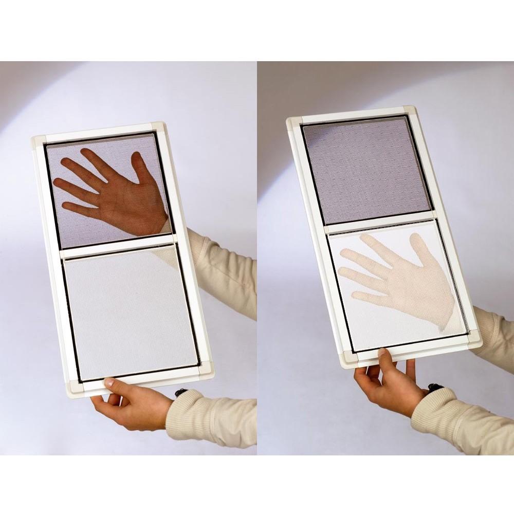 fliegengitter f r fenster insektenschutz fliegennetz moskitonetz m ckengitter ebay. Black Bedroom Furniture Sets. Home Design Ideas