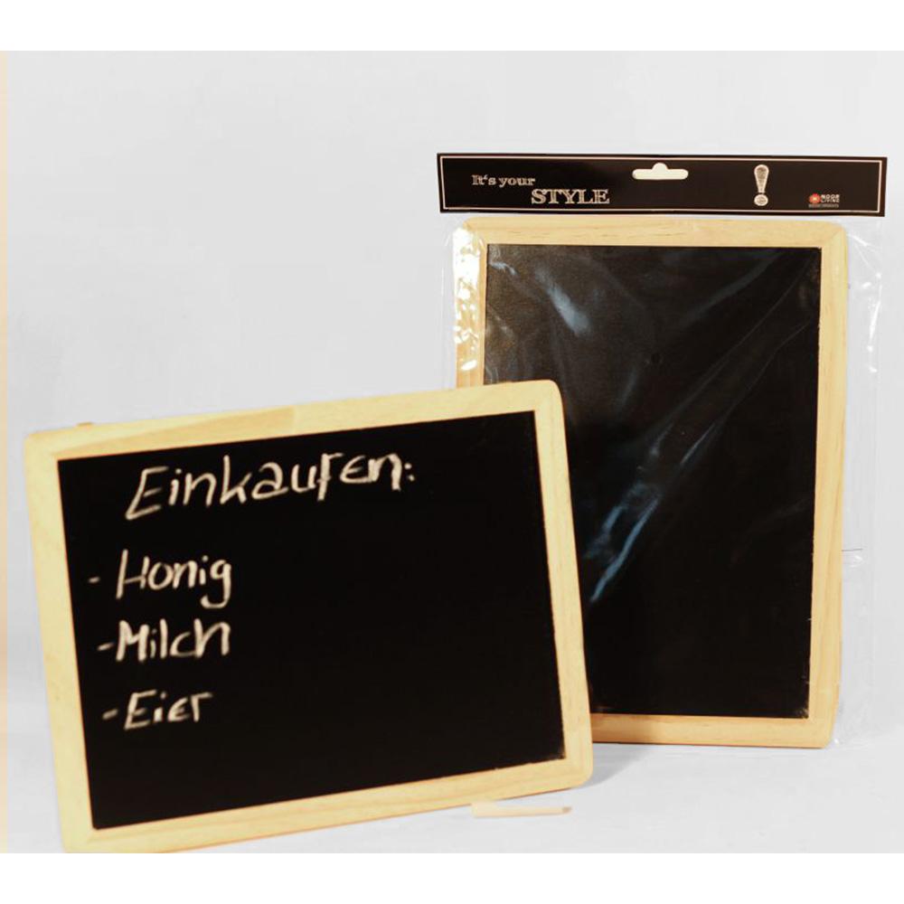 kreidetafel wandtafel tafel kreide aufsteller memotafel k chentafel memoboard ebay. Black Bedroom Furniture Sets. Home Design Ideas